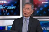 George Takei warns of Muslim ban