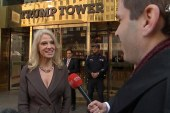 Kellyanne Conway denies rumors of...