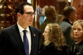 Dems set to give Mnuchin a tough...
