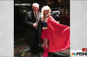 Trump, Conway attend costume party