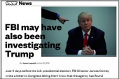 Vice: FBI may have been investigating Trump