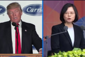 China blames Trump's 'inexperience' for...