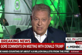 Al Gore meets with Trump