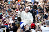 New book about Pope Francis explores his...
