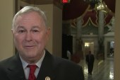 Rep. Rohrabacher talks to Trump about...