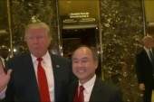 Trump: Japan's Softbank will invest $50 B...