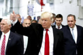 NATO Secy General: 'Trump is committed to...