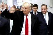 Trump slams critic from Steelworkers union...