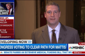 Congress voting to clear path for Mattis
