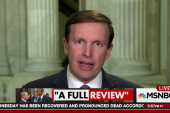 Sen. Chris Murphy talks Russian cyber...