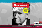 Newsweek: Trump conflicts a blackmail risk