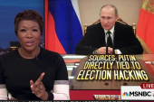 Putin involved in election hacking: NBC News