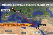 Traces of explosives found on EgyptAir...