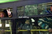 Ambulances, buses start Aleppo evacuation