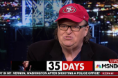 One-on-one with Michael Moore