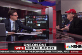 Michael Moore: 'We have to keep fighting'