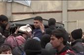Aleppo starves amid wave of evacuations