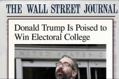 Electoral College set to certify Trump