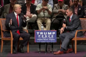 Trump adviser Flynn met with leader of...