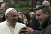 New book looks at the life of Pope Francis