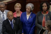 Political fallout grows from Dem House sit-in