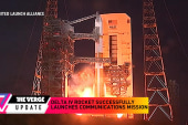Delta IV rocket successfully launches mission
