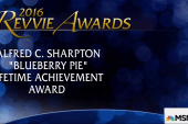 The 'blueberry pie' lifetime achievement...