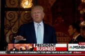 Trump's 'crony capitalism?'