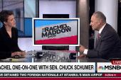 Schumer: Trump captured by hard right