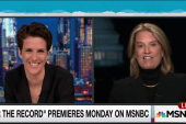 Rachel Maddow: 'Greta is great!'