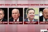 Trump to meet intel leaders on Russian hack