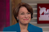 Sen. Klobuchar:  Any Foreign Influence on...