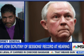 Sessions nomination faces resistance