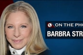 Barbra Streisand sounds off on Trump
