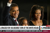 Obamas' next phase considered amid transition