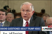 Intense day of Senate hearings for Sessions