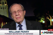 Former Defense Secretary warns nuclear...