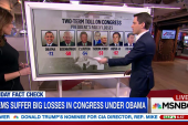 Dems suffer big losses in Congress under...