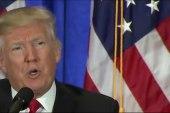 Trump Cabinet picks contradict his...