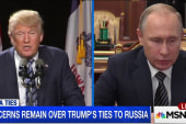 Concerns remain over Trump and Russia