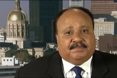 Martin Luther King III on Trump...