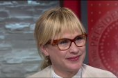 Patricia Arquette: Making My Voice Heard...
