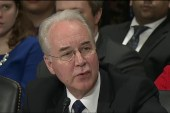 HHS Secy. nominee grilled on Obamacare,...