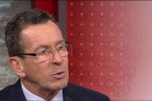 Gov. Malloy: I'm Going to Trump's...