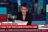 NYT: Intercepts part of Trump-Russia probe