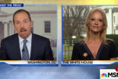 Kellyanne Conway: Spicer gave 'alternative...