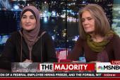 Steinem & Sarsour: What's next in Trump...