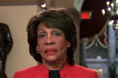 Maxine Waters on Trump's 'outrageous lying...