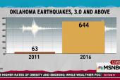 Trump EPA pick fought EPA as frackquakes grew