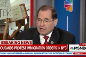 Nadler: Trump ban clearly unconstitutional
